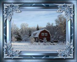 Les 1 – Snowlandscape