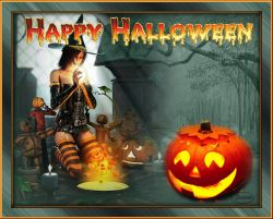 Les 5 – Make a wish for Halloween