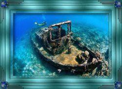 Les 8 – Ship wreck