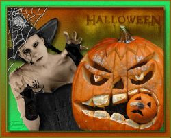 Les 9 – Halloween