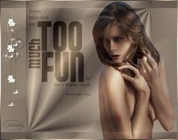 Les 9 – Too much fun