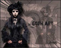 Les 11 – Gothic art