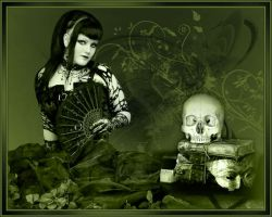 Les 12 – Green Goth