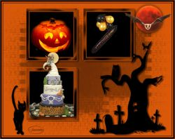 Les 12 – Let's celebrate Halloween