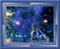 Les 15 – Fantasy Nightsky