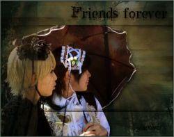 Les 16 – Friends forever