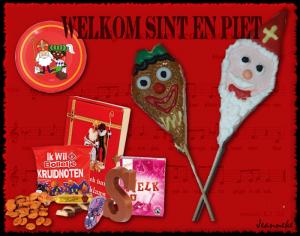 Les 17 – Welkom Sint en Piet