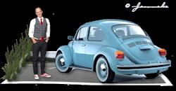 Les 17 - VW Kever