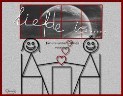 Les 18 – Liefde is….