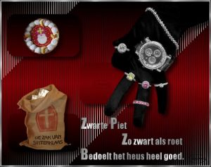 Les 19 – Zwarte Piet