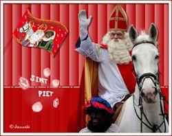 Les 21 – Welkom Sinterklaas