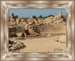 Les 24 – Salvatore in the sand