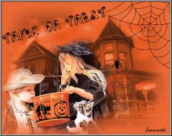 Les 24 – Trick or treat