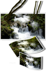 Les 24 - Waterval
