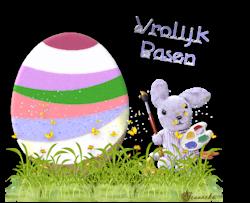 Les 25 – Eieren verven