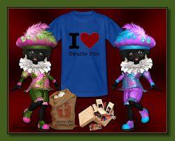 Les 31 - I love Zwarte Piet