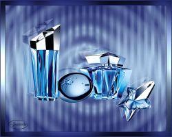 Les 33 – Parfume bottles