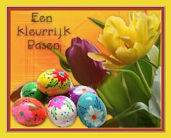 Les 36 - Kleurrijk Pasen