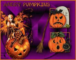 Les 37 - Angry Pumpkins