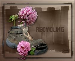Les 46 – Recycling