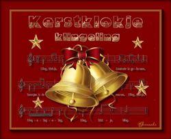 Les 47 - Kerstklokje klingeling