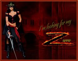 Les 55 – Zorro's girlfriend