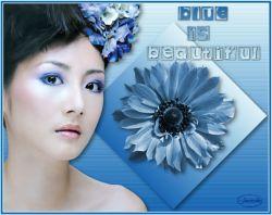 Les 60 – Blue is beautiful