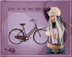 Les 98 – Look at my new bike