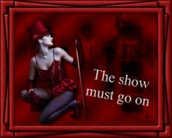 Les 105 – The show must go on