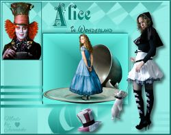 Les 106 – Alice in wonderland