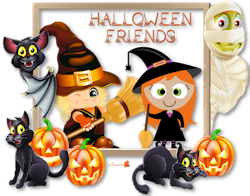 Les 51 - Halloween friends