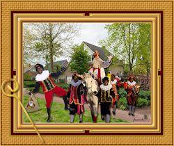 Les 53 - Welkom Sinterklaasje