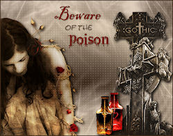 Beware of the poison