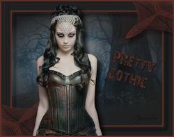 Pretty gothic
