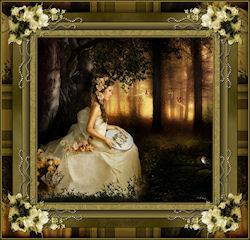 Princess of the wood
