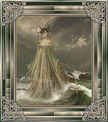 Princess of the waves