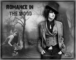 Romance in the wood