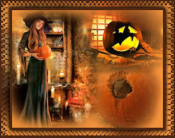 Wish you a witchie Halloween