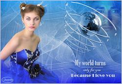 My world turns